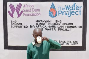 The Water Project:  Kilonzo Munyao