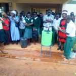 The Water Project: Kwirenyi Secondary School -  Handwashing Training