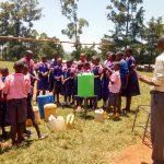 The Water Project: Bumuyange Primary School -  Handwashing Training