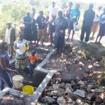 The Water Project: Muyundi Community, Baraza Spring -  Spring Care Training