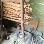 The Water Project: Mukoko Community, Mshimuli Spring -  Kitchen Stove