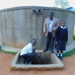 The Water Project: Bumira Secondary School -  Reliable Water