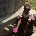 The Water Project: Compassion Primary School -  Fetching Water