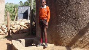 The Water Project:  Griffin Ojwang