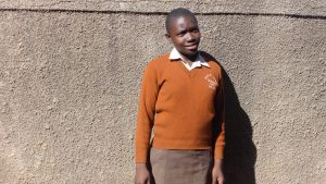 The Water Project:  Medina Achieng