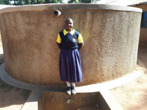 The Water Project:  Juliana Nekesa