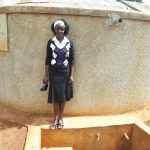 The Water Project: Mwiyenga Primary School -  Mary Lamuka
