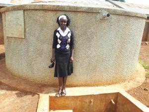 The Water Project:  Mary Lamuka