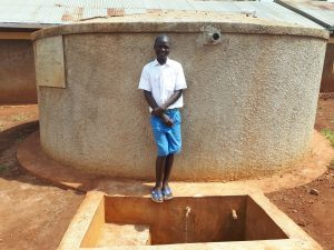 The Water Project:  Protus Musonye