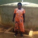 The Water Project: Esibuye Primary School -  Headmistress Esther Asitiba