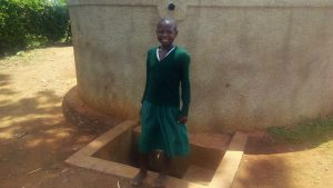 The Water Project:  Agnes Mbooni