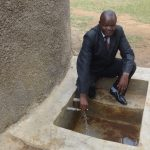 The Water Project: Malaha Primary School -  Dominic Barasa