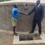 The Water Project: Malaha Primary School -  Kevin Lutomia And Dominic Barasa