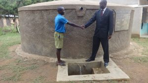 The Water Project:  Kevin Lutomia And Dominic Barasa