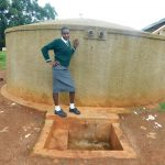 The Water Project: Tulon Secondary School -  Jackline Cherono