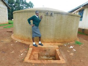 The Water Project:  Jackline Cherono