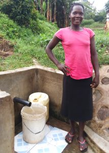 The Water Project:  Betty Nambiro