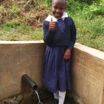 The Water Project: Shiamboko Community, Oluchinji Spring -  Emily Amwai