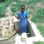 The Water Project: Lutali Community, Lukoye Spring -  Agnes Esendi