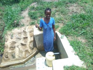 The Water Project:  Agnes Esendi