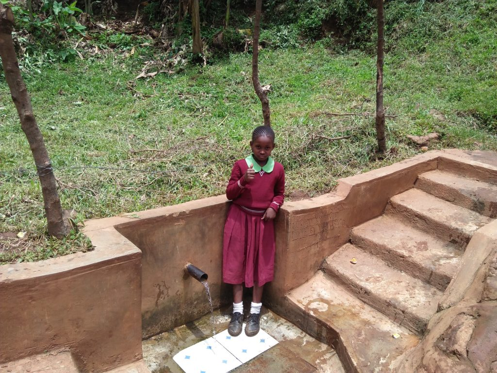 The Water Project : kenya4738-michelle-andeka