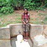 The Water Project: Handidi Community B -  Fetching Water At Matunda Spring