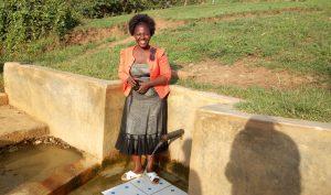 The Water Project:  Velma Anjeche