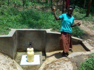 The Water Project:  Abigael Kasiti