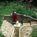 The Water Project: Mungulu Community, Zikhungu Spring -  Pamela Atieno