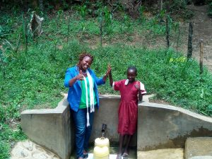 The Water Project:  High Fives For Reliable Water