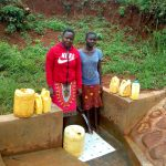 See the Impact of Clean Water - A Year Later: Isese Community
