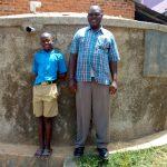 The Water Project: Eregi Mixed Primary School -  Alex Shikokoti And Franklin Kiwanuka