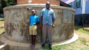 The Water Project:  Alex Shikokoti And Franklin Kiwanuka