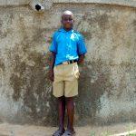 The Water Project: Eregi Mixed Primary School -  Franklin Kiwanuka