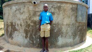 The Water Project:  Franklin Kiwanuka