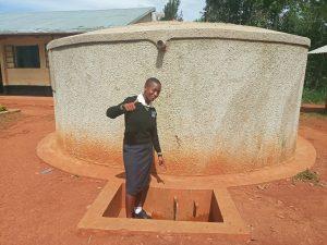 The Water Project:  Cynthia Avusha