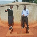 The Water Project: Evojo Secondary School -  Cynthia Avusha And Bramuel Amudavi