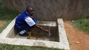The Water Project:  Edah Lutomia