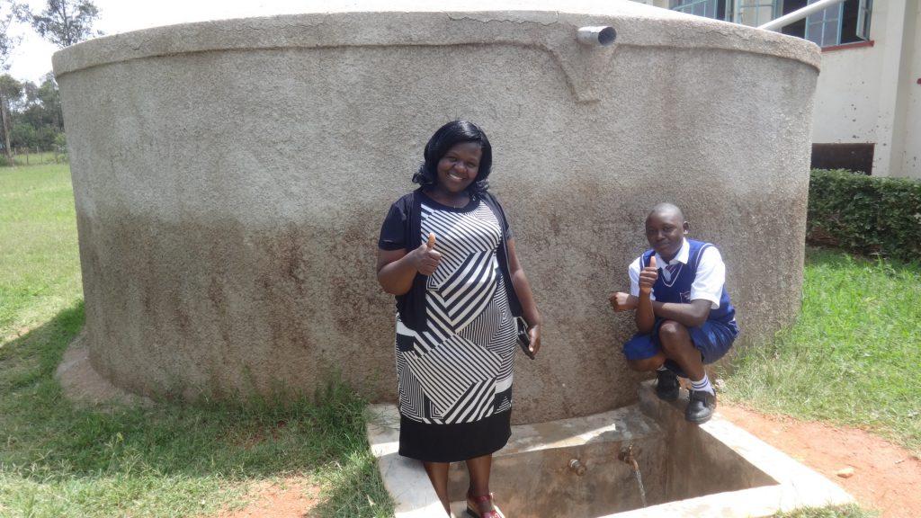 The Water Project : kenya4835-karen-luseka-and-edah-lutomia