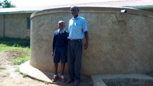 The Water Project:  Churchill Imbenzi And Phillip Sunguti