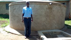 The Water Project:  Phillip Sunguti