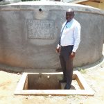 The Water Project: Mwitoti Secondary School -  Mr Chrispinus Owino