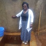 The Water Project: Ebubayi Secondary School -  Veronica Onacha