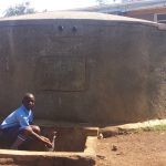The Water Project: Mumias Central Primary School -  John Barasa