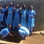 The Water Project: Mumias Central Primary School -  Smiles For Reliable Water