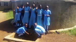 A Year Later: Mumias Central Primary School