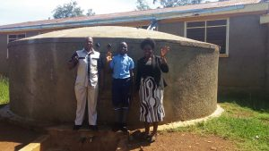 The Water Project:  Thumbs Up For Improved Water Access