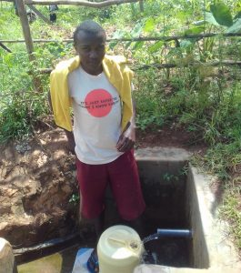 The Water Project:  Lai Baraka