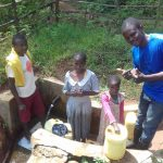 See the Impact of Clean Water - A Year Later: Ebuhando Community