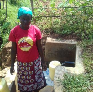 The Water Project:  Susan Ojwang